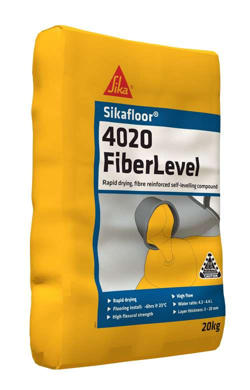 Sikafloor Level 4020 Fiber Level