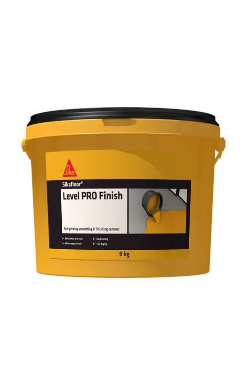 Sikafloor Level Pro Finish 9kg