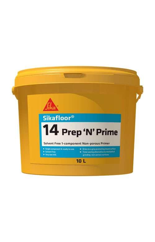 Sikafloor Prep 'N' Prime