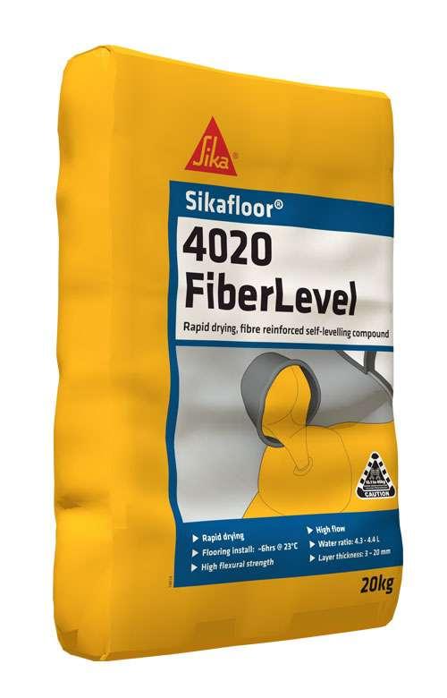 Sikafloor Level 4020 Fiber Level