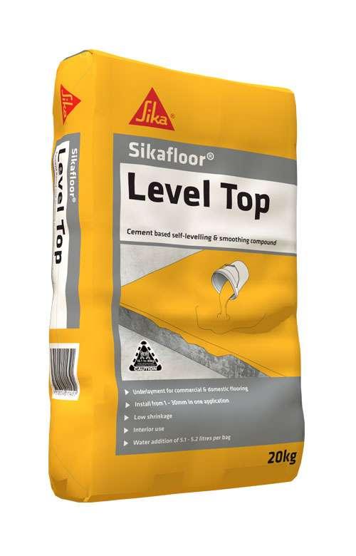 Sikafloor Level Top