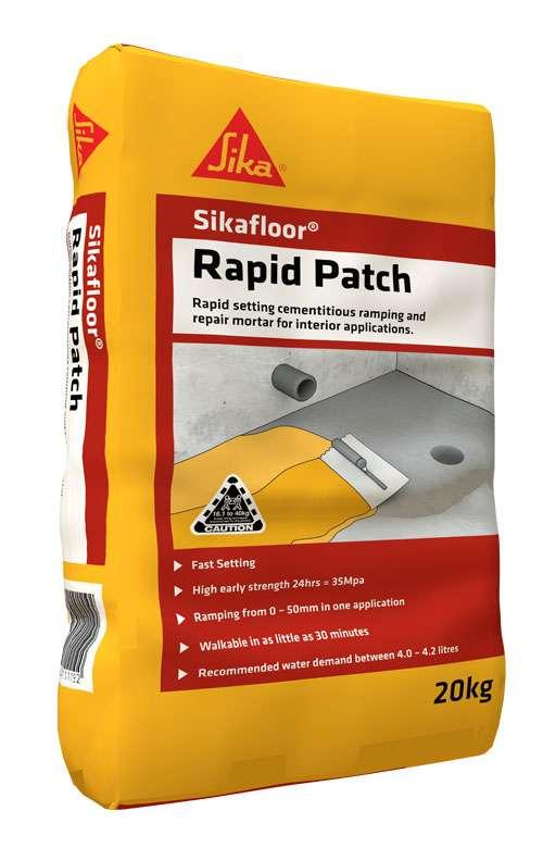 Sikafloor Rapid Patch