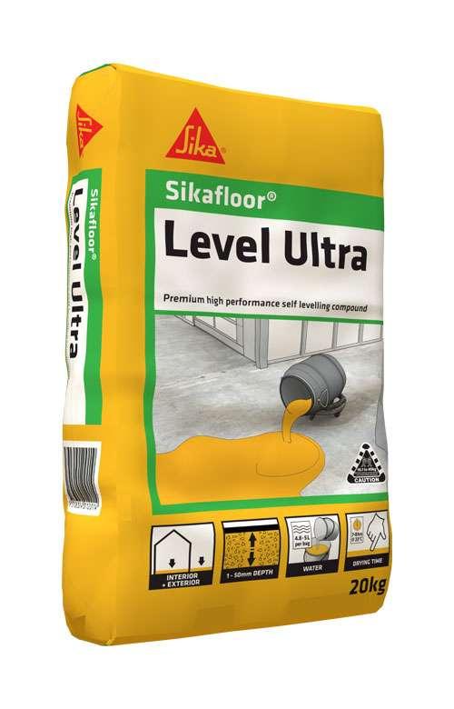 SikaFloor Level Ultra